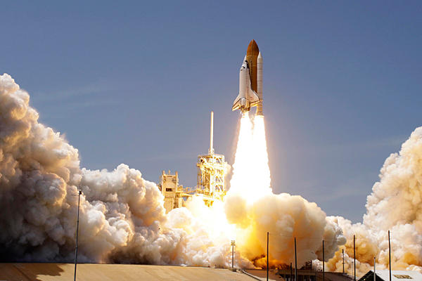 Space Shuttle Atlantis mission NASA Space program final STS-135 mission Pic