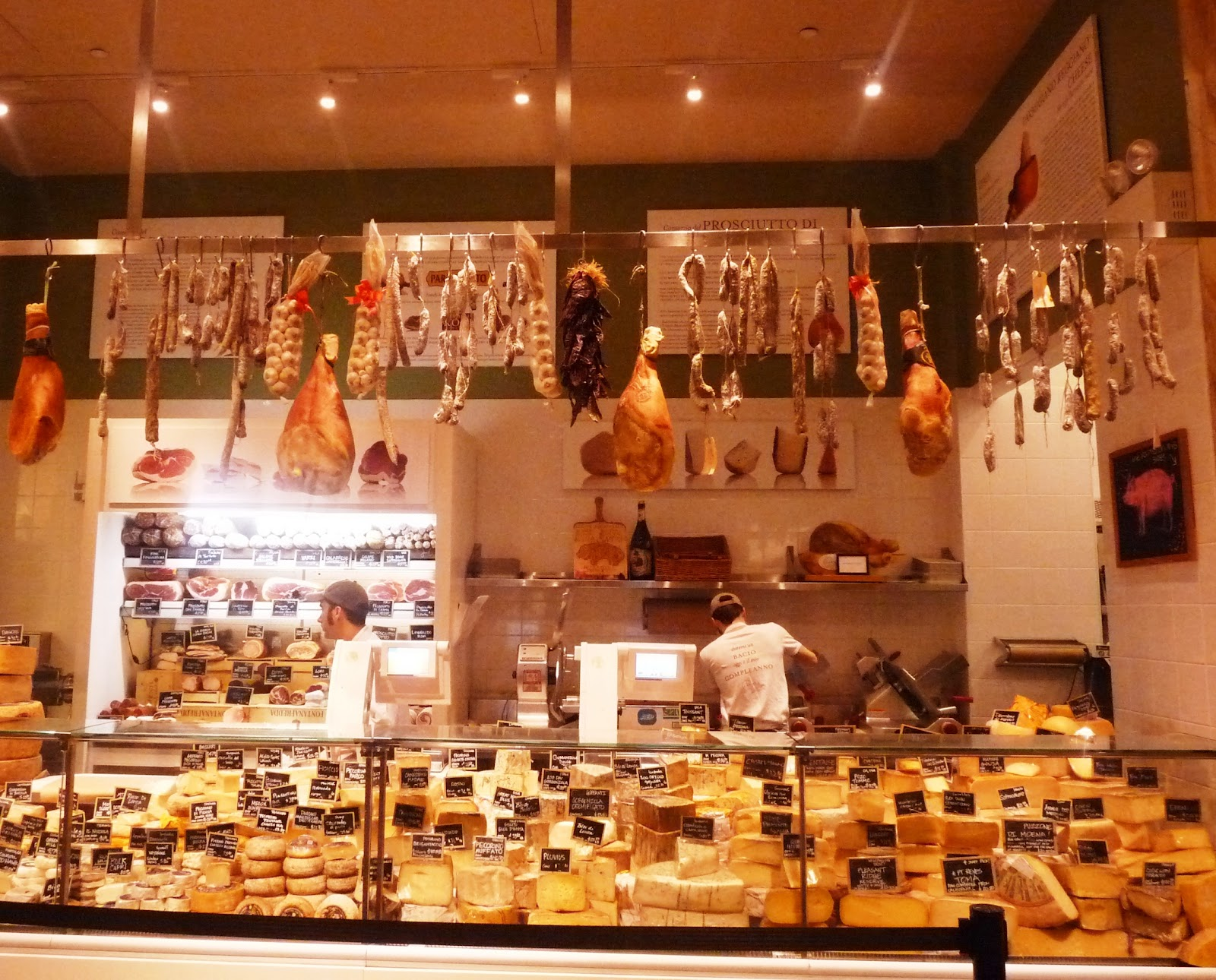 Me, Myself and NYC: Eataly - a must go food destination in NYC