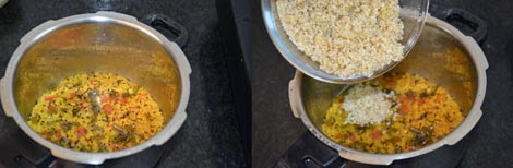 how to prepare bulgur khichdi