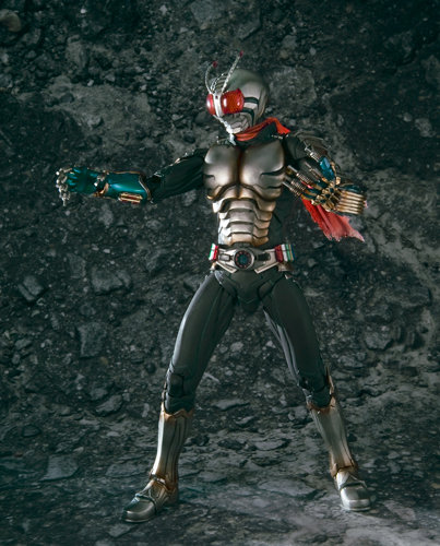 SIC Kamen Rider Super One wallpaper