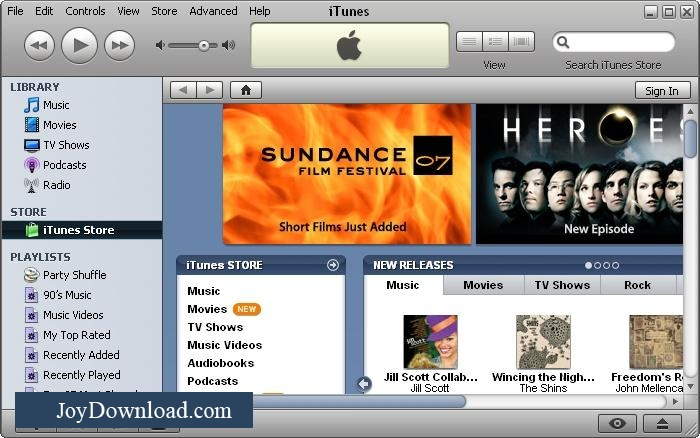 Download iTunes 11.0.4 (32-bit) Full Latest Version Terbaru