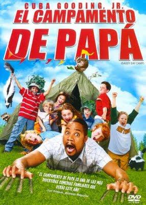 El Campamento De Papa – DVDRIP LATINO