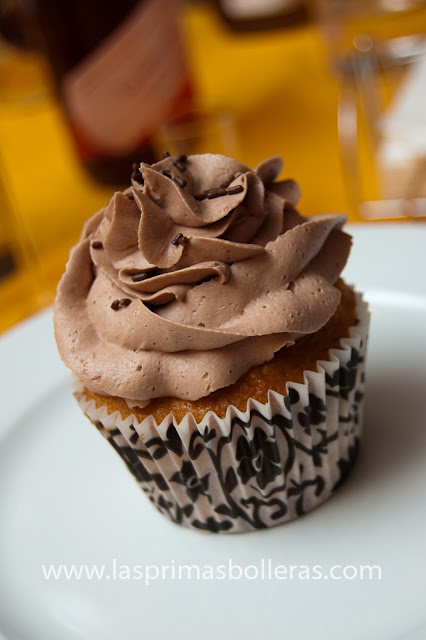 Buttercream de Nutella