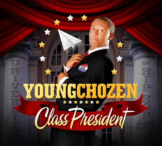 Young Chozen - Class President - Albumart