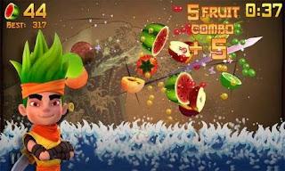 Game Fruit Ninja v2.3.2 Apk 2015