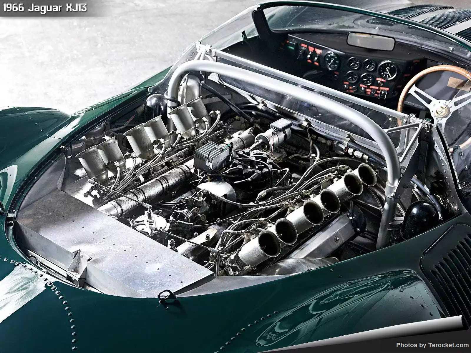 Hình ảnh xe ô tô Jaguar XJ13 1966 & nội ngoại thất
