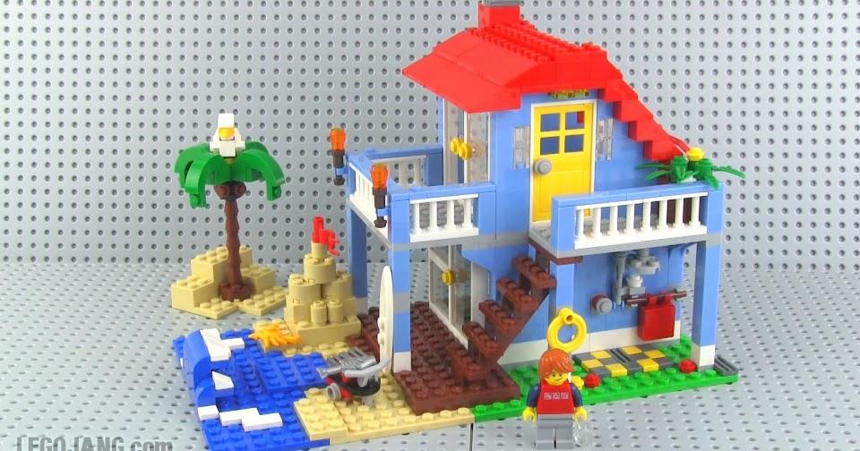 lego creator 7346 seaside house set review