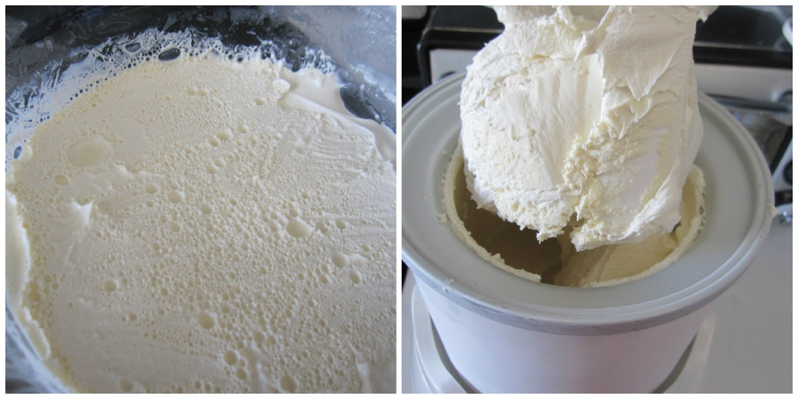 The Beating Hearth: Very Low-Carb French Vanilla Ice Cream