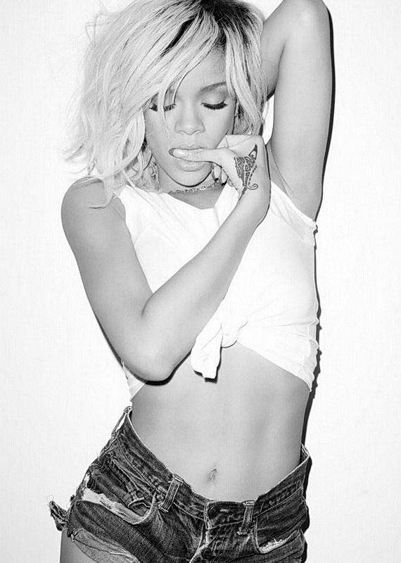 Rihanna, May 2012 Terry Richardson Photoshoot