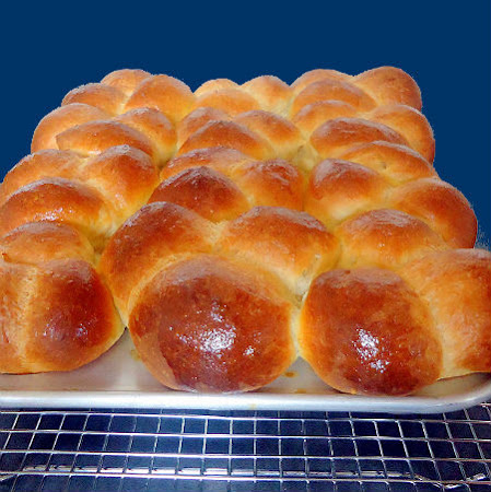 One Perfect Bite: Bubble Top Brioche