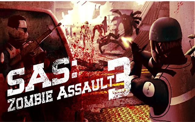 SAS Zombie Assault 3 2.51 MOD Apk Full Version Unlimited Cash Download-iANDROID Games