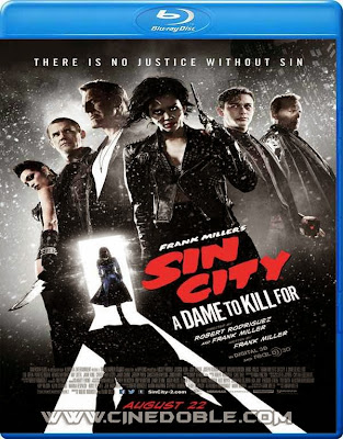 sin city 2 a dame to kill for 2014 720p espanol subtitulado Sin City 2: A Dame to Kill for (2014) 720p Español Subtitulado