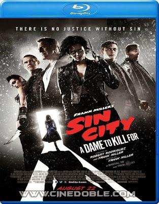 Sin City 2: A Dame to Kill for (2014) 720p Español Subtitulado