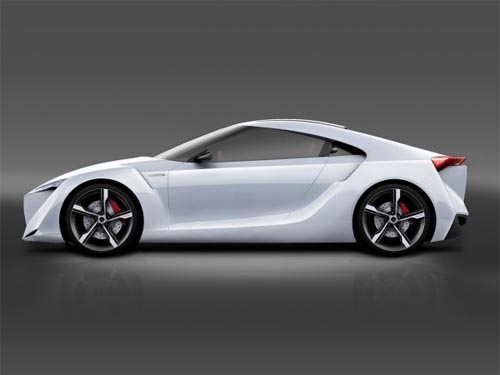 New Modification toyota ft hs concept luxury car design  New Car
