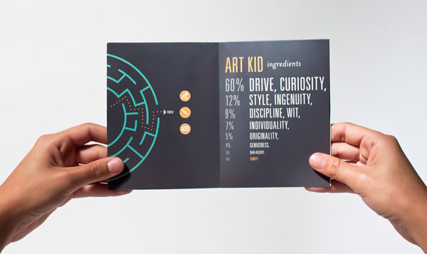 Awesome School Brochure Design