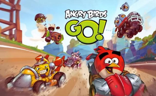 Angry Birds go para colorear - Imagui