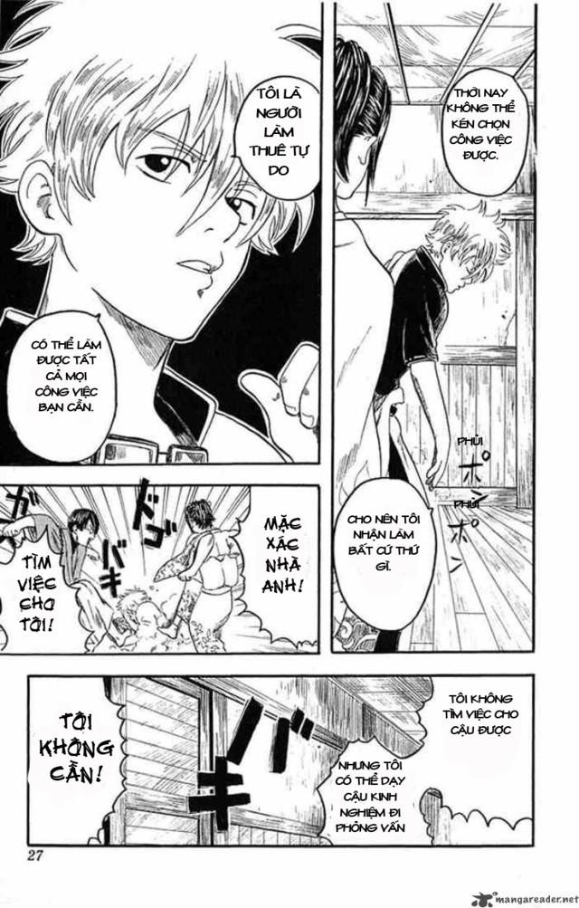Gintama Chap 1 - Trang 23