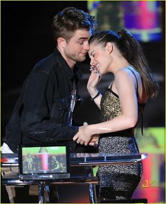 Rob Pattinson y Kristen Stewart pareja 4