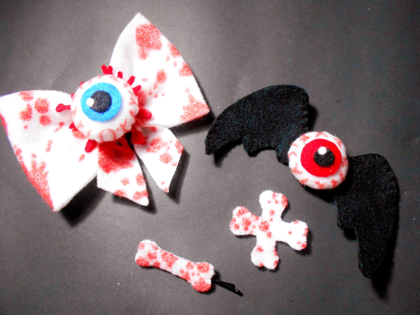 DIY Scary Halloween Ideas for Accessories