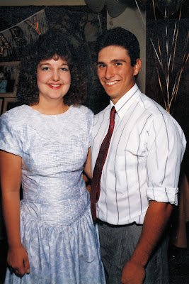 1990 picture young couple