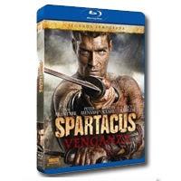 Spartacus: Venganza, 3 de julio a la venta en Blu-ray / DVD