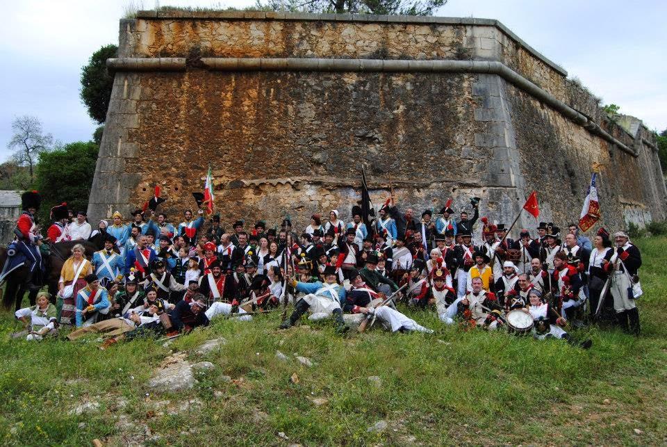 VII Festa Reviu els Setges Napoleònics (2014)