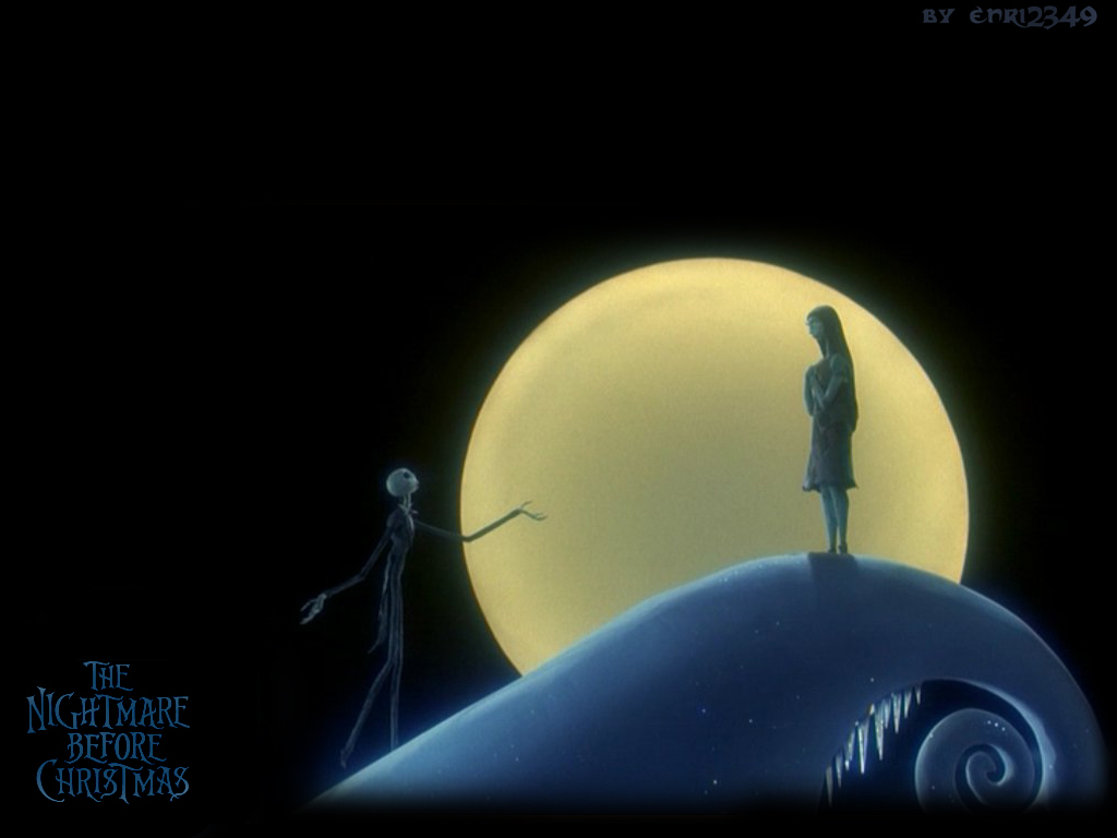 The Nightmare Before Christmas Wallpaper | HD Wallpaper Collection