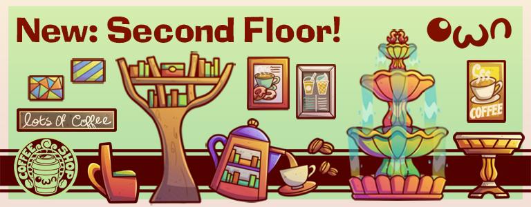 Second Floor!!