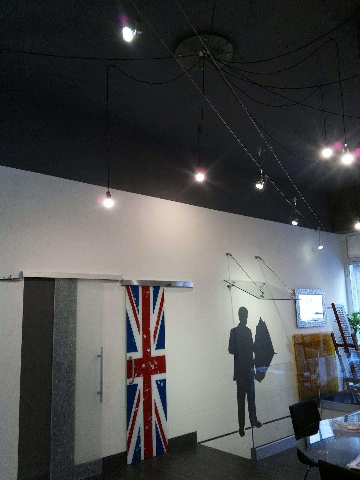 Illuminazione Led casa: Illuminazione a LED per la nuova Vetreria del Centro