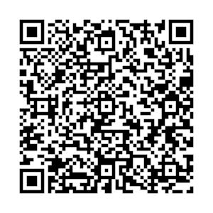 Agora meu blog tem o código QR para você acessar diretamente no seu celular!!