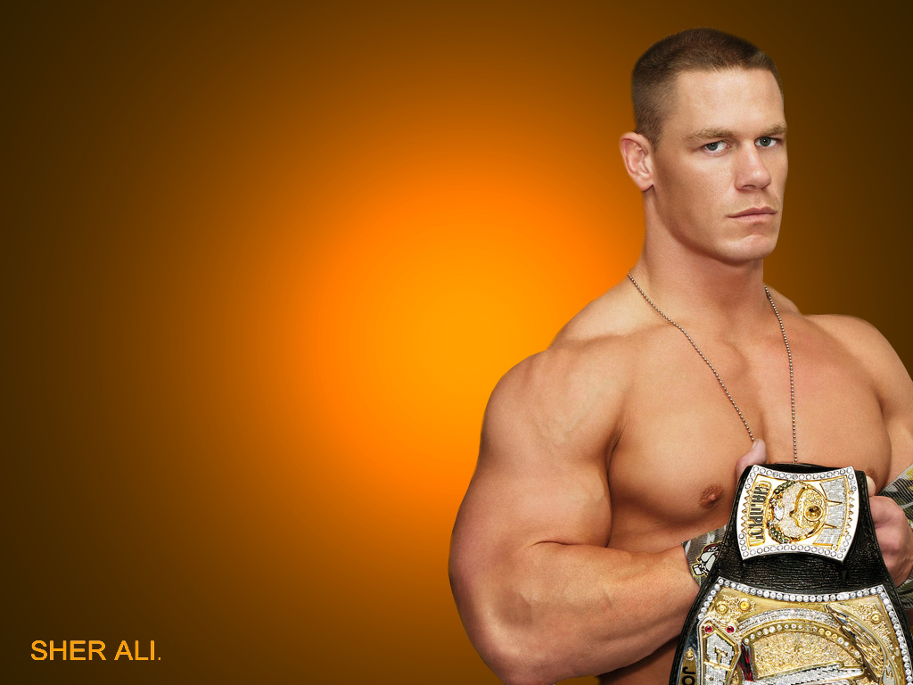 how tall is jhon cena