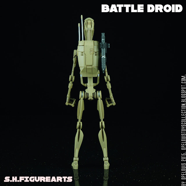 Opelouis S Toys Collection Shfigurearts Star Wars The