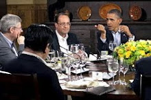 G8 Dinner At Camp David