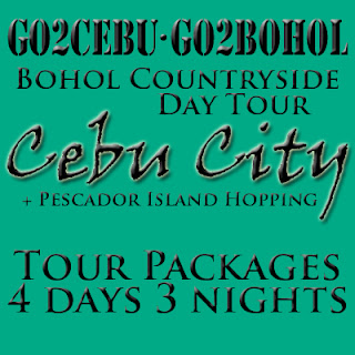 Cebu City + Pescador Island Hopping + Bohol Countryside Day Tour Itinerary 4 Days 3 Nights Package (Check-in at Shangri-La Mactan Resort & Spa)