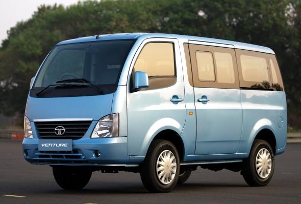 Car Parks Tata Venture