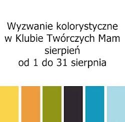 Wyzwanie kolorystyczne #5