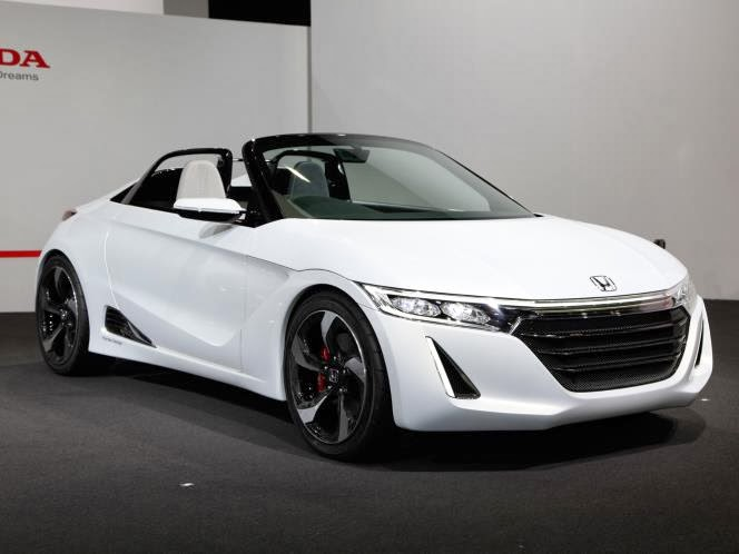 formerly the honda portal honda s660 concept stars at the. Black Bedroom Furniture Sets. Home Design Ideas
