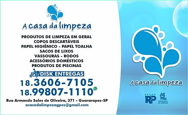 CASA DA LIMPEZA