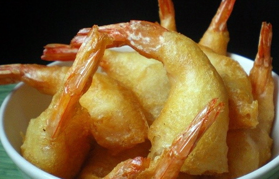 Beignets de crevettes à la khmère