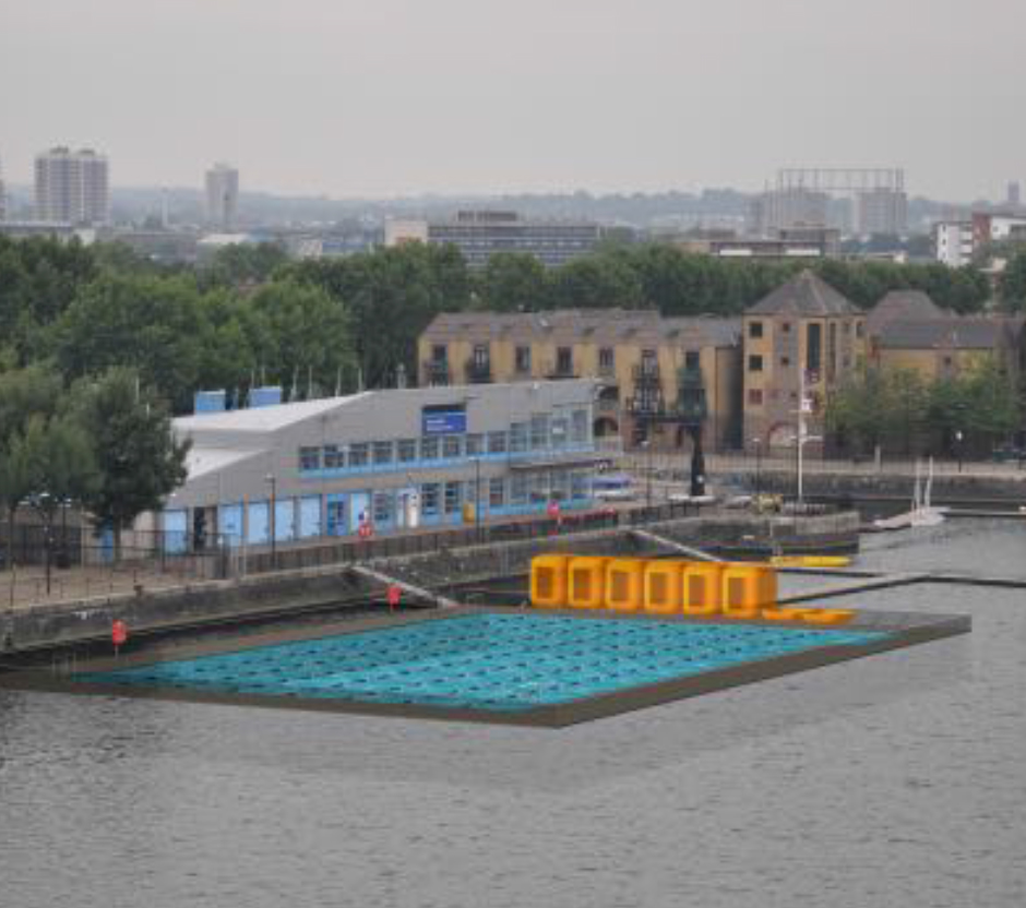 A Rotherhithe Blog Floating Swimming Pool In Greenland Dock Now Into Consultation Which