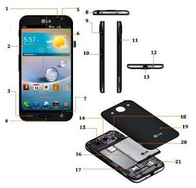 lg optimus g pro user manual