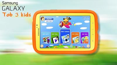 Harga Galaxy Tab 3 Kids 2,4 Jutaan