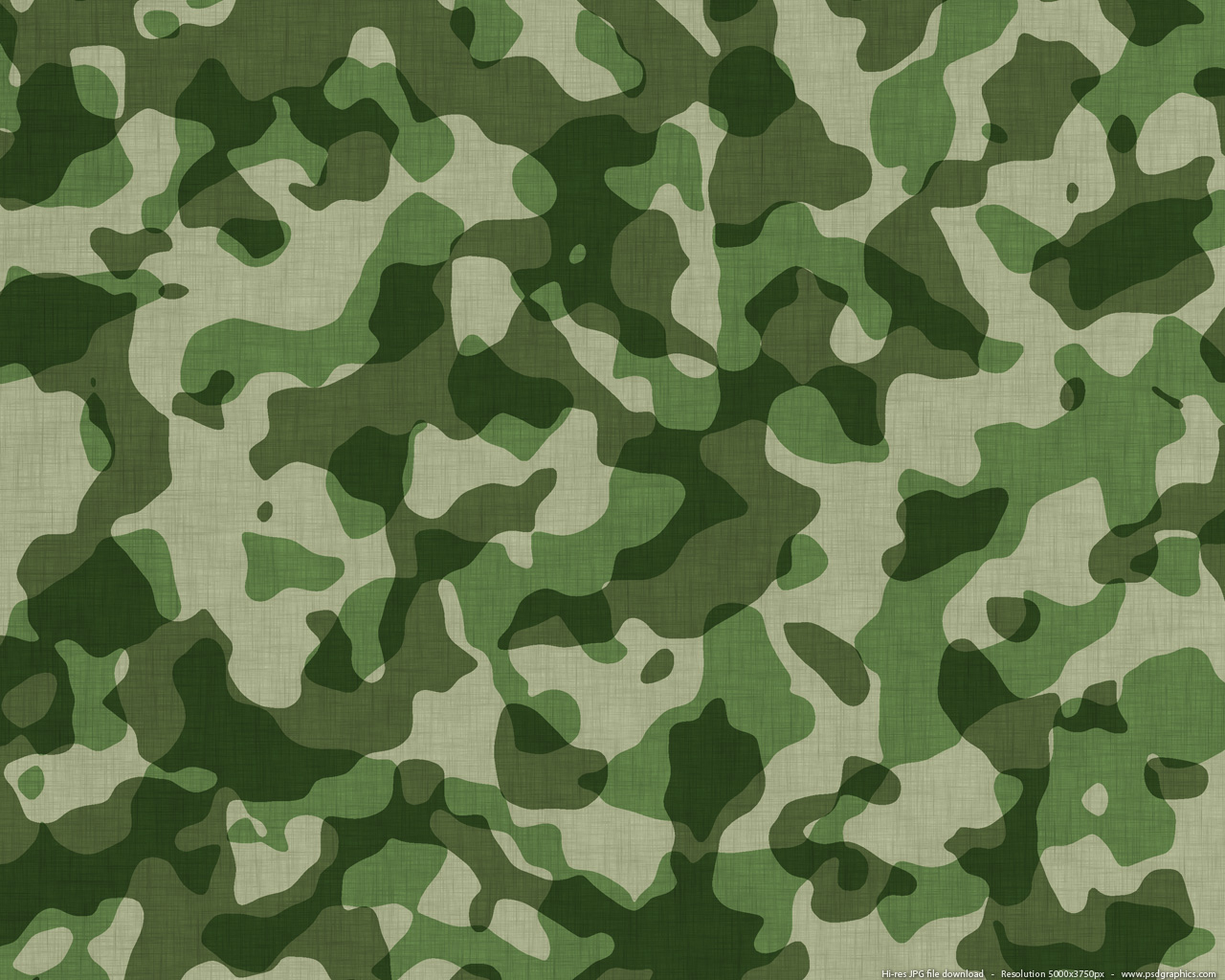 Camouflage Coloring Pages