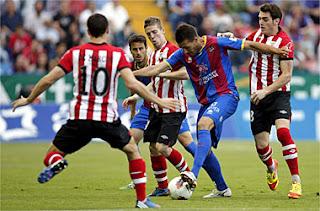 SPANISH FOOTBALL LIGA 2012
