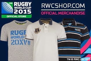 Buy Rugby World Cup Official Merchandise