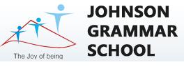 Johnson Grammar School Nacharam Logo