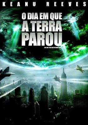 Filme Poster O Dia em que a Terra Parou DVDRip XviD Dual Audio & RMVB Dublado