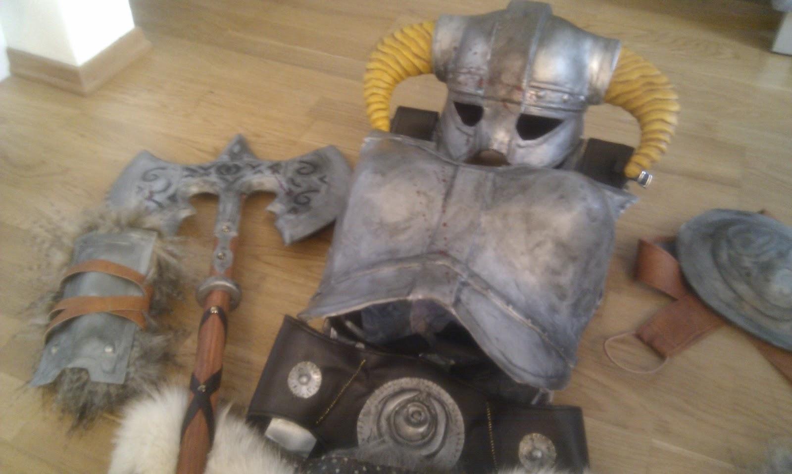 how to make iron armor