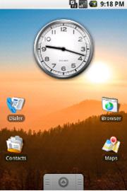 Android Cupcake versi 1.5.