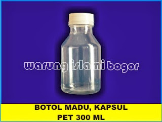 Botol PET 300 ml